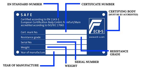 ECBS badge