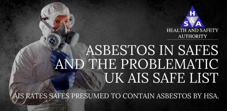 Safes Asbestos